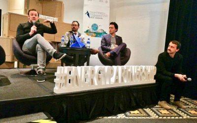 """Sello Sol en """"Leveraging digitalization – Cybersecurity and Blockchain"""", Ciudad de México"""