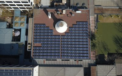 Alianza Francesa combina fotovoltaica con Blockchain en Chile